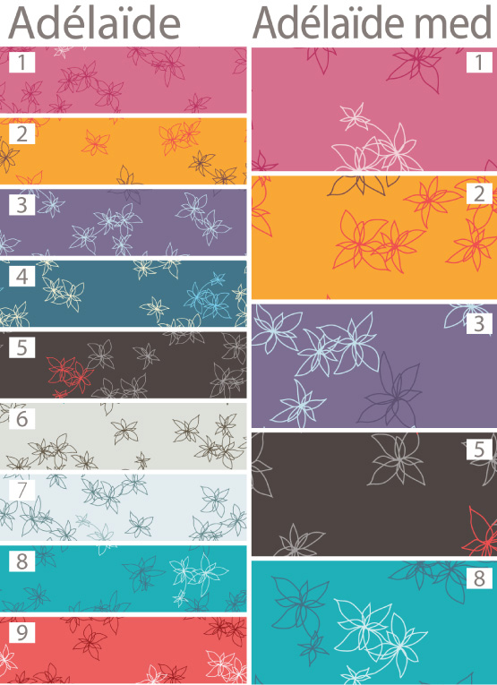 art licensing collection, surface pattern design, licensed fabric collection